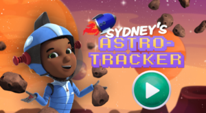 pic of sydney's astro tracker