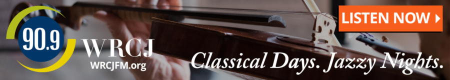 LISTEN NOW - WRCJ 90.9 FM & HD 1 - Classical Days. Jazzy Nights