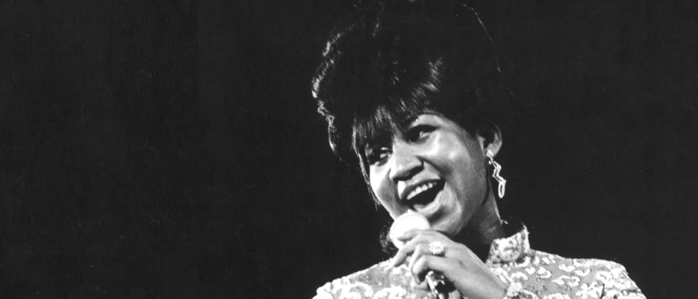 Aretha Franklin Remembered - My Music
