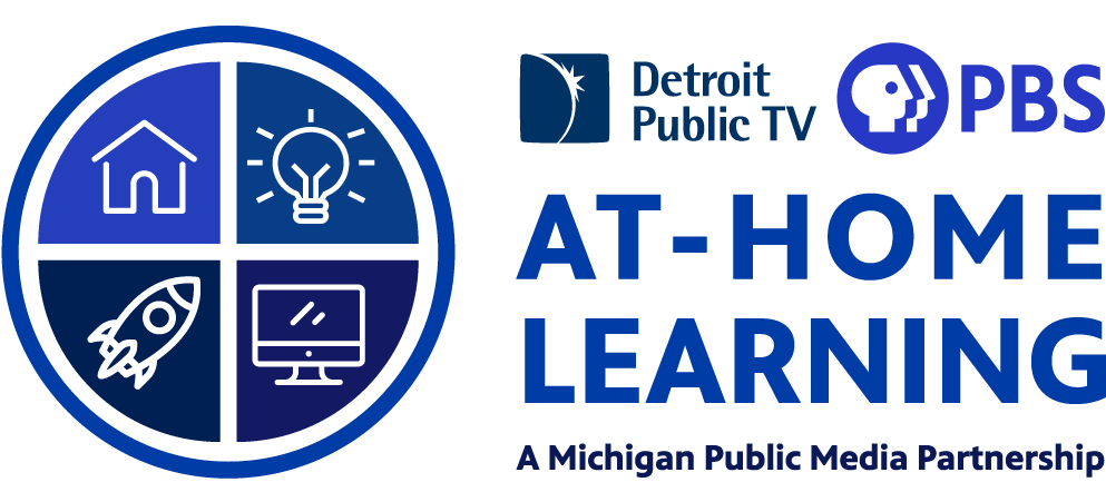 At-Home Learning - A Michigan Public Media Partnership