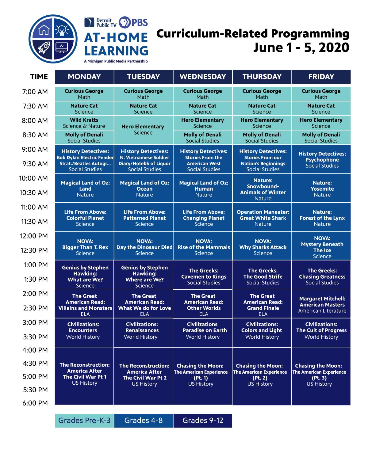 DPTV-At-HomeLearnSchedule_Jun1-5