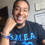 Michael Payne, Jr. of Black Male Educators Alliance