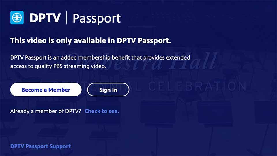 This video is only available in DPTV Passport. Click here to learn more.