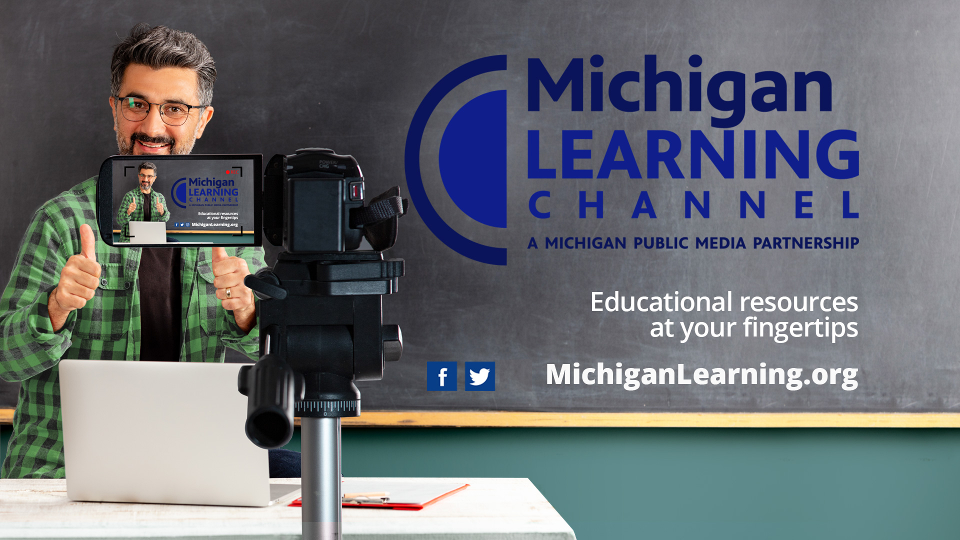 Michigan Learning Channel - A Michigan public media partnership