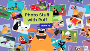 photo stuff with ruff app image