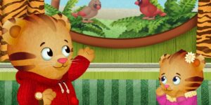 daniel tiger and margaret tiger