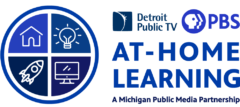 At-Home Learning resources from DPTV