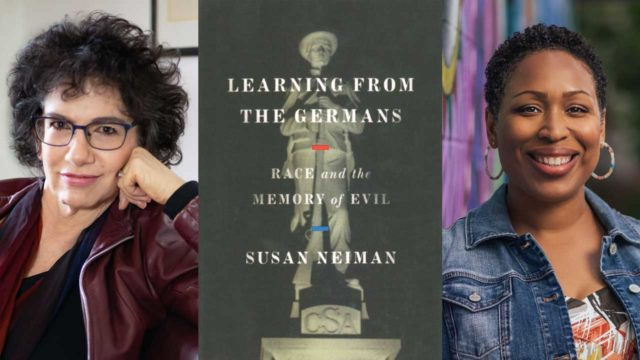 Learning from the Germans - A discussion with the author, Susan Neiman